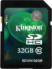 Kingston SDHC 32GB klasa 10 (SD10V/32GB)