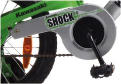 Kawasaki Osłona Łańcucha Do Roweru Shock 16 Fully, Model 2007 - 0