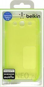 Belkin Shield Sheer Samsung Galaxy S III (F8M403CWC02)