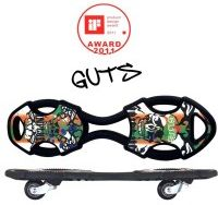 Guts Mini Waveboard S100 If Design Awards 2011 Czaszka