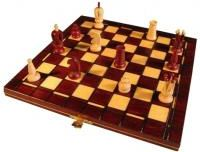 Tactic Wooden Classic Chess
