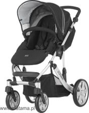 Britax B - Smart Neon Black spacerowy