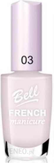Bell French Manicure Lakier do paznokci 13