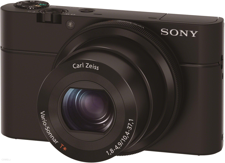 Sony CyberShot DSC-RX100 czarny