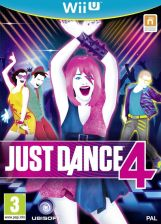 Just Dance 4 (Gra Wii)