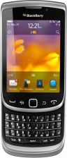 BlackBerry 9810 Torch 2 srebrny