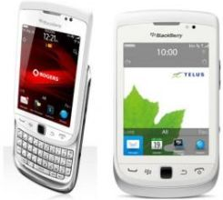 BlackBerry 9810 Torch 2 biały