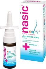 Nasic Kids aerozol do nosa 10ml - zdjęcie 1