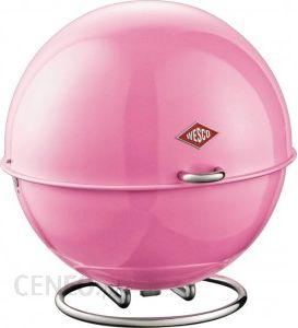 Wesco SuperBall Pojemnik na pieczywo/owoce Różowy W-223101-26 - 0