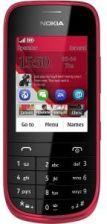 Nokia Asha 202 czerwony