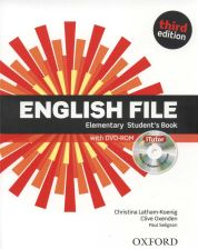 English File Elementary SB 3ed.