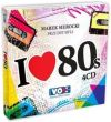Różni Wykonawcy - Marek Sierocki Przedstawia: I Love 80' (4CD)
