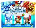 Skylanders: Spyros Adventure 3 figurki + karty postaci Double Trouble, Whirlwind, Drill Sergeant