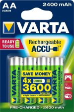 VARTA R6 2400 mAh ready 2 use (MO_BAVA 56756)
