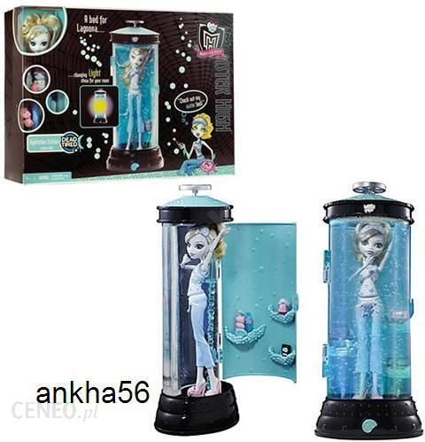 akcesoria Lalki Monster High Monster High Lagoona Blue Hydrostacja