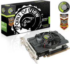 Point Of View GeForce GTX 650 (TGT-650-A1-1)