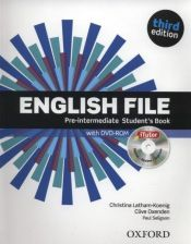 English File - Pre-Intermediate Student`s Book