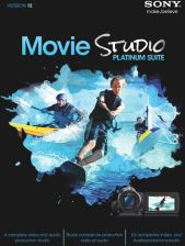 Sony Movie Studio HD Platinum Suite 12 (MOVSTHDPLTST12) - 0