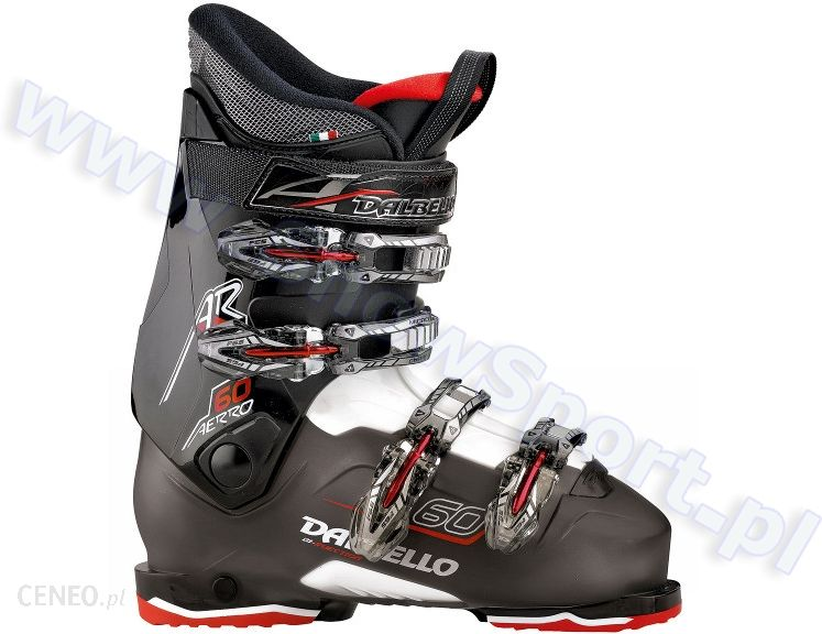 Dalbello Aerro 60 Black/Trans White 12/13
