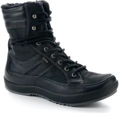 Ecco buty Winter zone Black/Black 204783