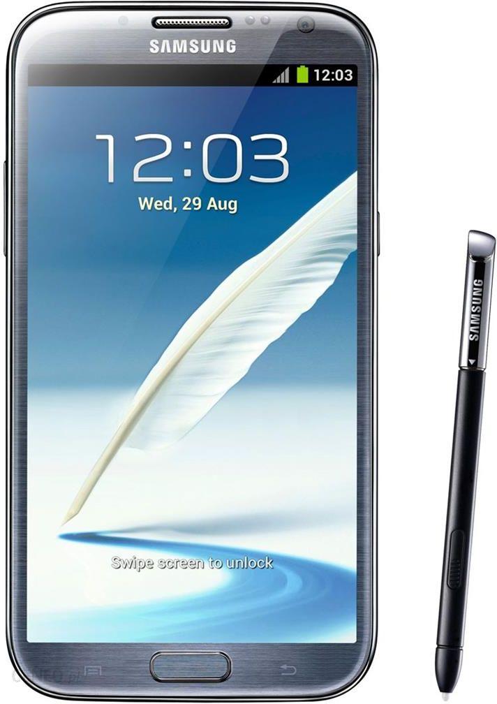 Samsung Galaxy Note II (Note2) GT-N7100 16GB szary