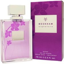 Perfumy David Beckham Signature for Her Woman Woda toaletowa 75 ml spray - zdjęcie 1