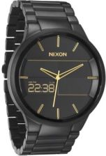 Nixon Spencer Matte Black/Gold A113-2041