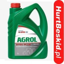 LOTOS Oil AGROL STOU PLUS 10W30 17kg
