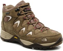 BUTY The North Face VINDICATOR MID II GTX brązowo/fioletowe - 0