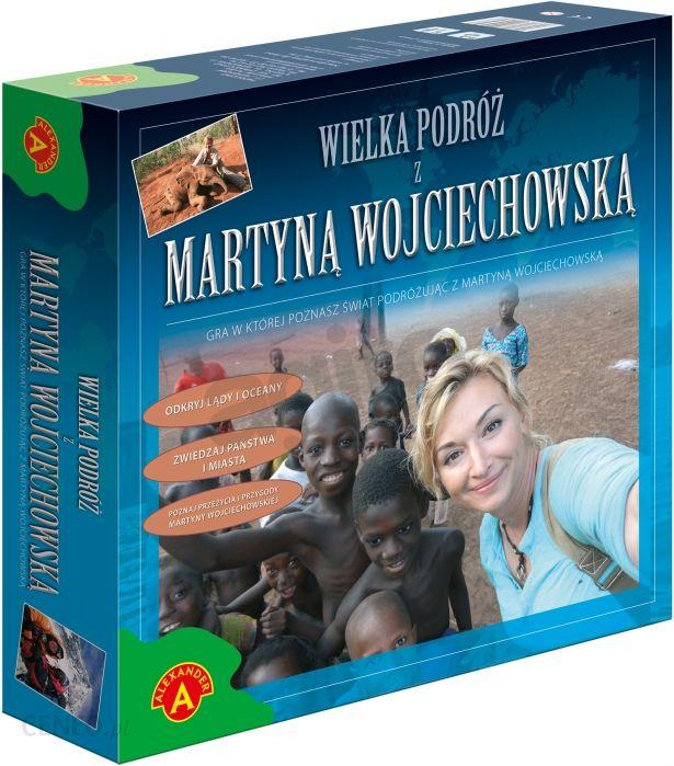Alexander Wielka podróż z Martyną Wojciechowską