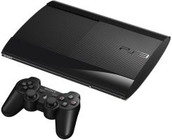 Sony Playstation 3 Super Slim 12GB - 0