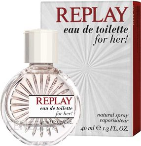 Replay For Her Replay Woman Woda toaletowa 40 ml spray - 0