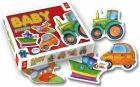 Trefl Baby Pojazdy Pierwsze Puzzle 36013
