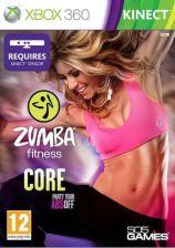 Zumba Fitness Core (Gra Xbox 360)