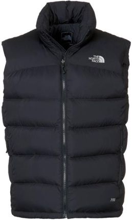 The North Face MENS NUPTSE 2 VEST Kamizelki czarny