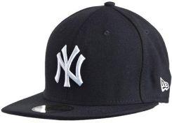 New Era MLB BASIC NY YANKEES Czapka z daszkiem czarny