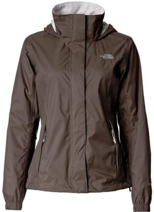 The North Face RESOLVE JACKET Kurtki typu outdoor brązowy