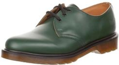 Dr. Martens 3 EYE SMOOTH Oksfordki zielony