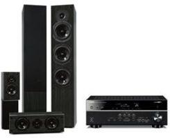 YAMAHA HTR-3065 + Prism Audio Onyx 200