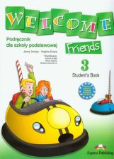 Welcome Friends 3 Student s Book + CD