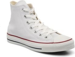 Converse MODNE TENISÓWKI CHUCK TAYLOR ALL STAR LEATHER HI W BY CONVERSE (Biały)