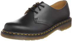 Dr. Martens BLACK SMOOTH Oksfordki czarny