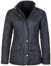 Barbour CAVALARY POLARQUILT Kurtki Outdoor niebieski