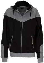 Urban Classics ARROW SWEAT Bluza rozpinana czarny