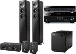 YAMAHA RX-V673 + BD-S673 + JAMO S 606 HCS3 + SUB 360