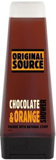 ORIGINAL SOURCE Żel pod Prysznic Chocolate & Orange 250 ml - 0