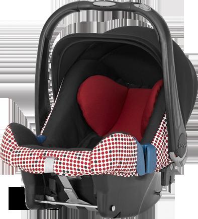 Romer Baby Safe Plus SHR II Magic Dots 0-13 kg