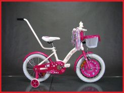 "Karbon Rowerek Kitty Bike 16"" - 0"