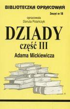 Bibl.oprac.Dziady cz.III - Danuta Polańczyk