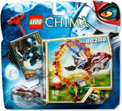 Lego Legends of Chima Speedorz Fire ring 70100 - 0
